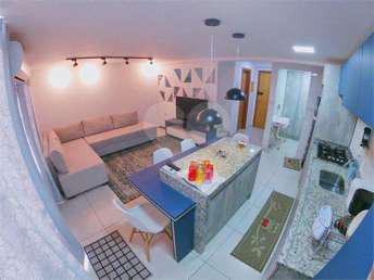 Apartamento com 2 quartos à venda no bairro setor oeste,