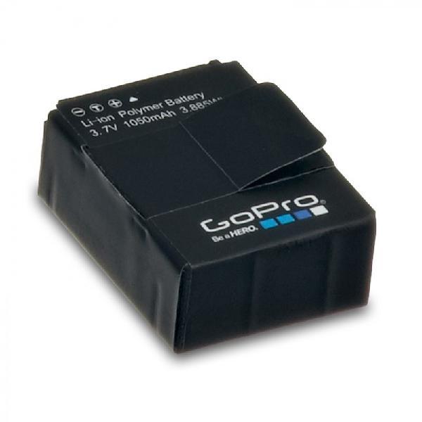 Bateria recarregável para câmera gopro hero3 - surfalive