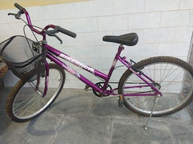 Bicicleta bike nova