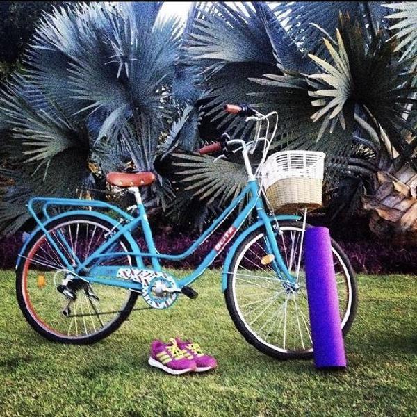 Bicicleta blitz - bike feminina