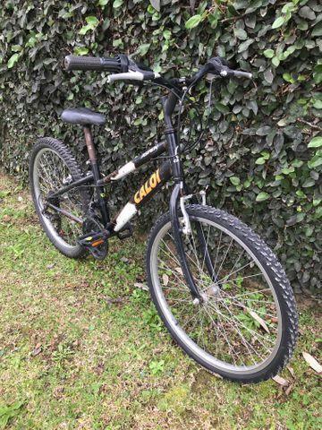 Bicicleta caloi aspen aro 24