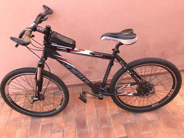 Bicicleta gts - 27 marchas - shimano