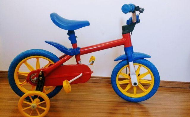 Bicicleta Infantil Meninas/Meninos