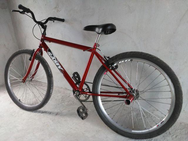 Bicicleta bike aro 26 nova so filé