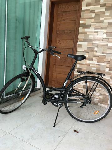 Bicicleta btwin elops300 em ótimo estado!