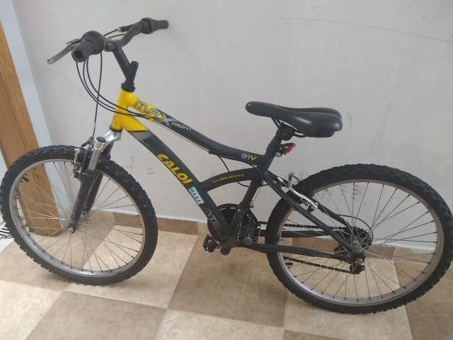 Bike caloi max front aro 24