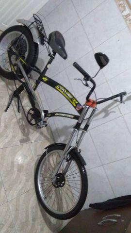 Bike bicicleta chopper