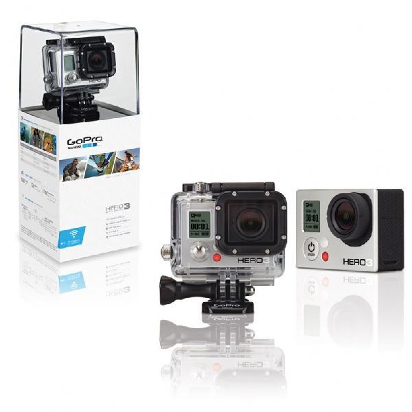 Câmera gopro hero3 white edition - surfalive