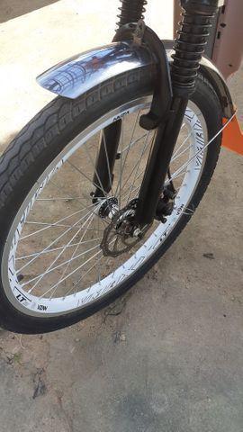 Cadeirinha pra bicicleta