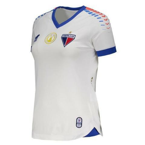 Camisa fortaleza glória feminina 2019 oficial