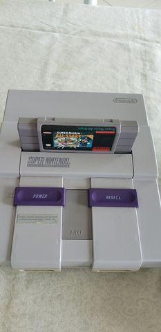 Console super nintendo original