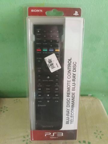 Controle remoto ps3
