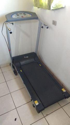 Esteira elétrica dr2110 - dream fitness