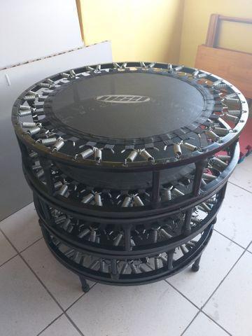 Jump (mini trampolim) profissional 36 molas