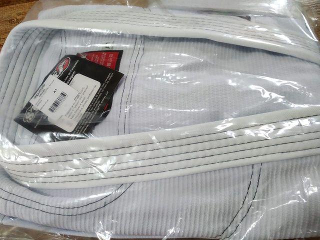 Kimono stance novo + faixa branca