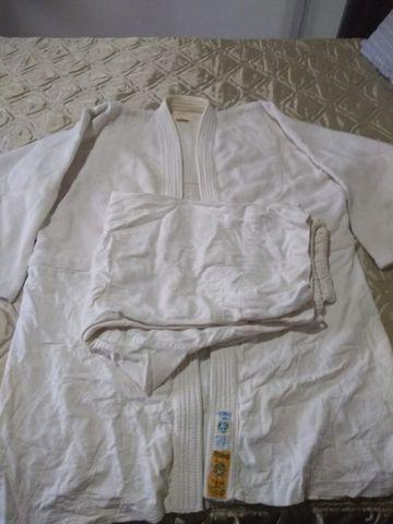 Kimono judô trançado original