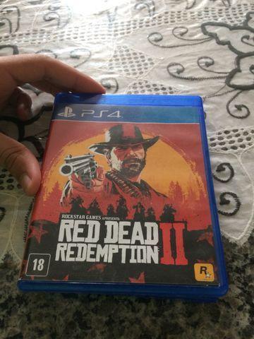 Red dead redemption 2/ god of war ps4