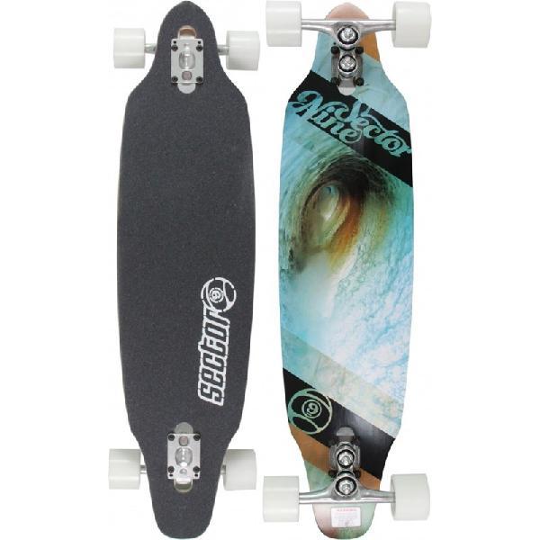 Skate sector 9 sand blaster longboard sidewinder series -