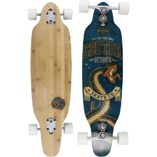 Skate sector 9 striker longboard bamboo sidewinder series -