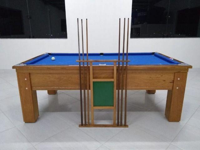 Sinuca (bilhar), totó (pebolim), ping pong e muito mais
