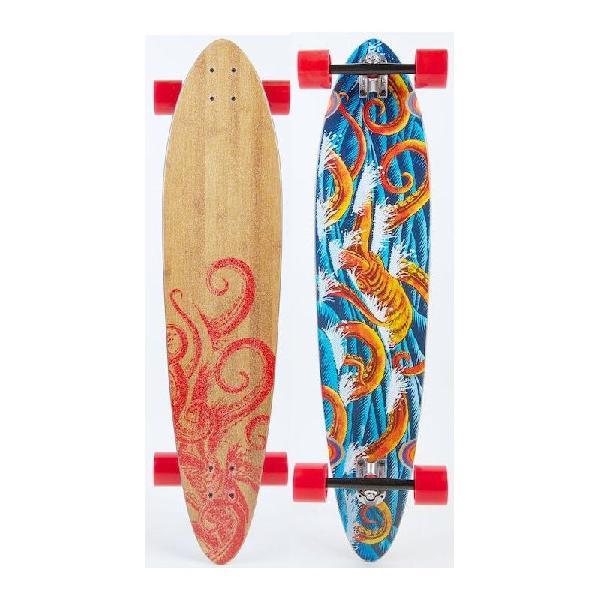 Skate riviera longboard big red - surfalive
