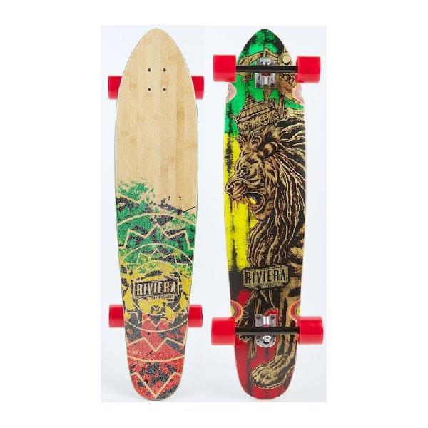 Skate riviera longboard king of kings iii - surfalive