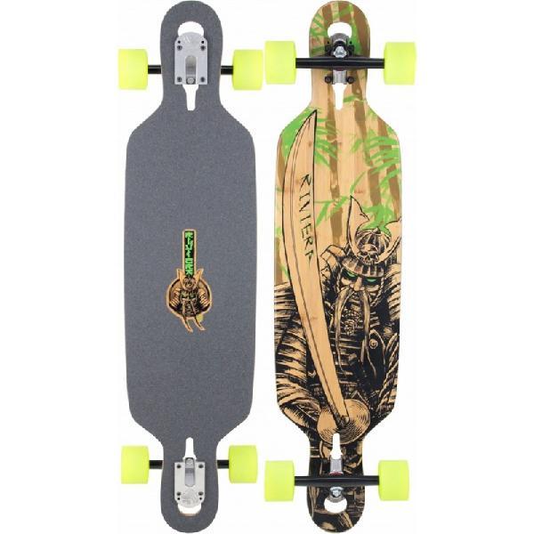 Skate riviera longboard mini slayer droptrough - surfalive