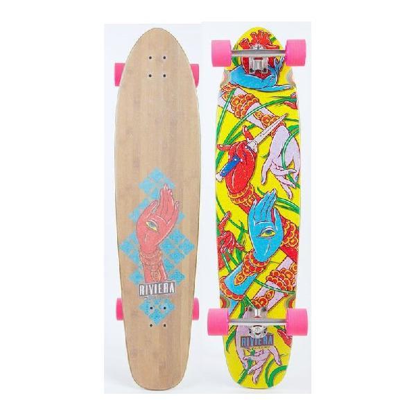 Skate riviera longboard thai stick - surfalive