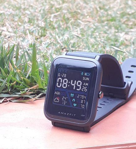 Vende-se este relógio. smartwatch xiaomi amazfit bip lite