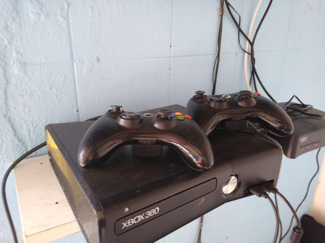 Xbox360 original dois controles