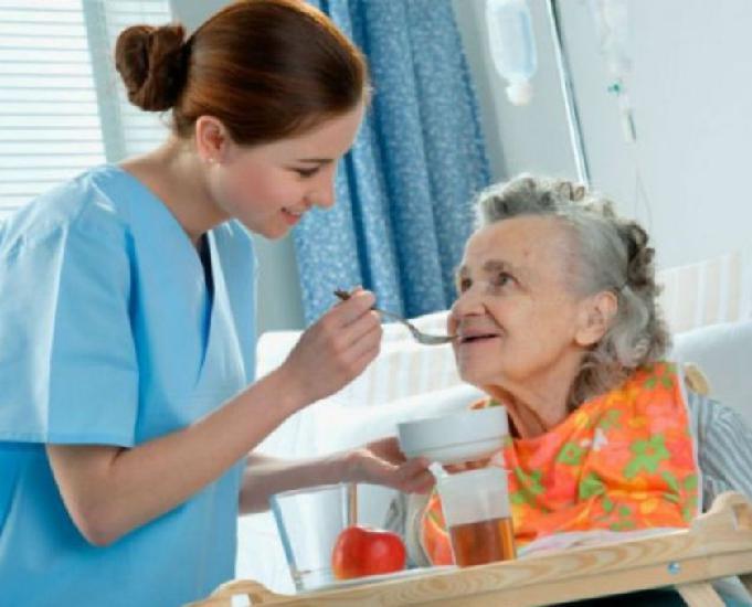 Aulas e técnicas de cuidador de idosos e cuidados especiais