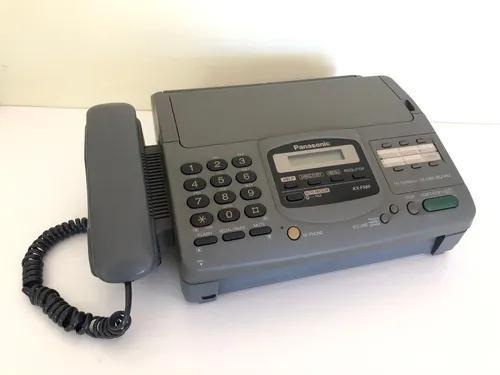 Aparelho Telefone Fax Panasonic Kx F580 - Funcionando Nº 8