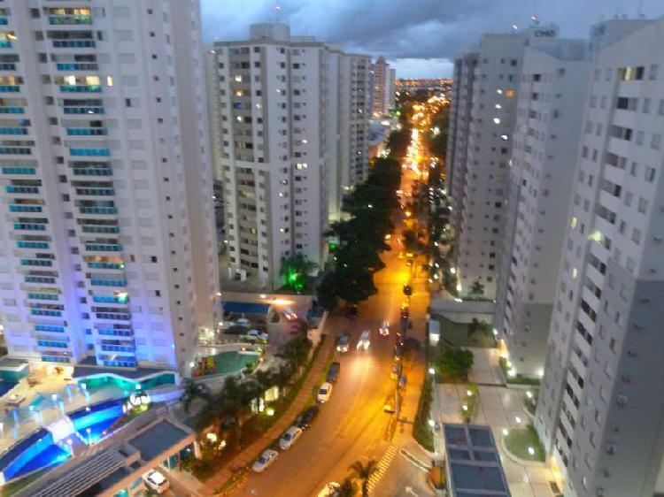 Apartamento 63 metros com 2 quartos e 2 vagas em residencial