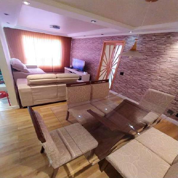Apartamento para venda possui 64 m² com 2 dormitórios zona
