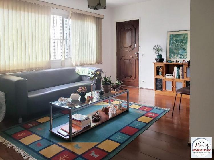 Apartamento à venda no moema - são paulo, sp. im196517