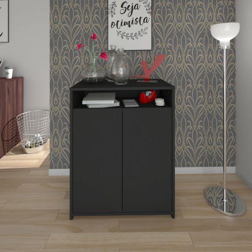 Balc/u00e3o multiuso artany cool home office 2 portas 1