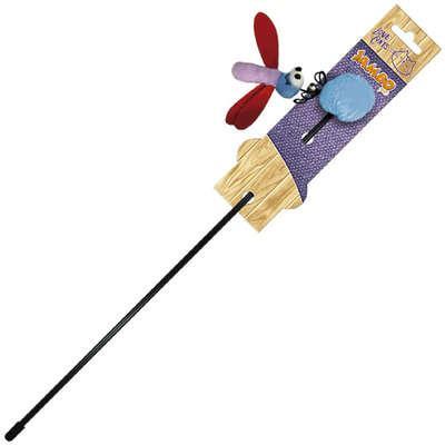 Brinquedo jambo cat vara libélula