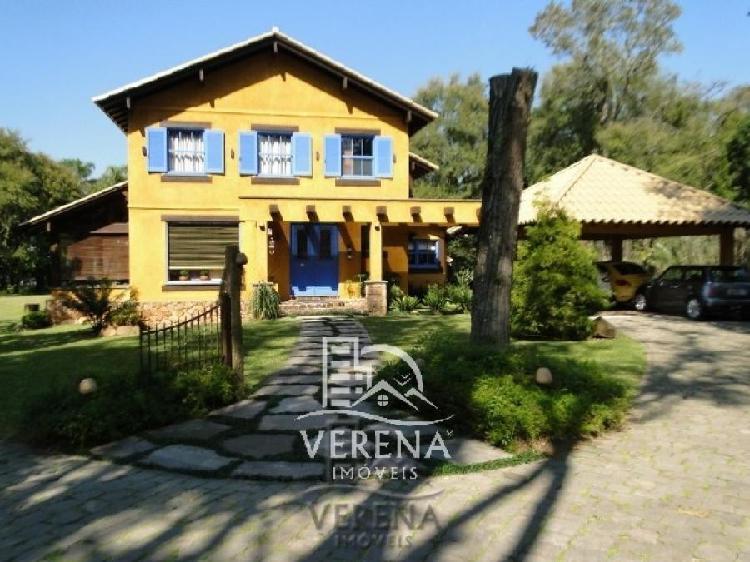 Casa em condomínio à venda no Jardim Europa - Santa Cruz