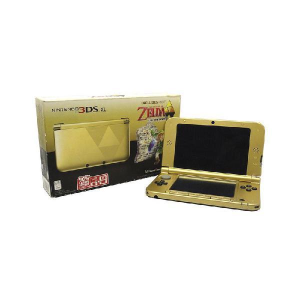 Console nintendo 3ds xl (the legend of zelda) - nintendo