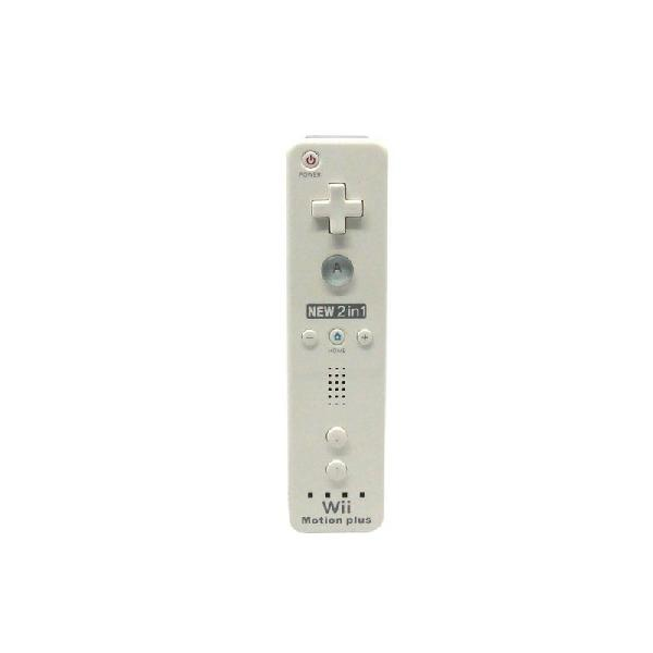 Controle wii remote paralelo branco - wii