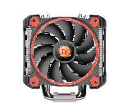 Cooler thermaltake riing silent 12 pro 120mm led vermelho