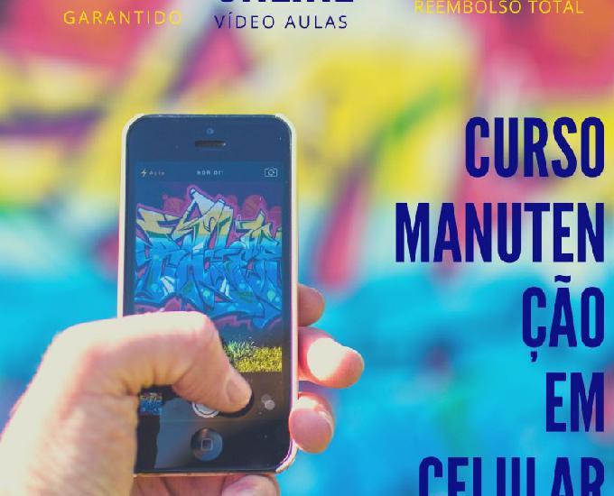 Curso manutenção em celular