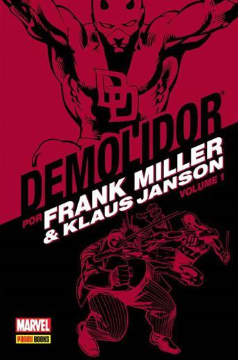 Demolidor por frank miller e klaus janson vol.01