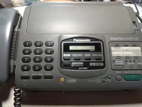 Fax panasonic kx f780br bivolt 110 / 220
