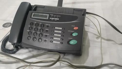 Fax sharp ux-178-funcionando