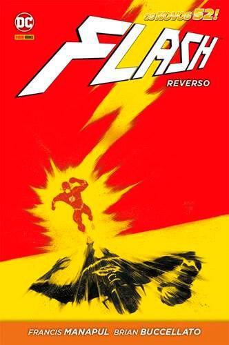 Flash: Reverso | Os novos 52! Vol. 04