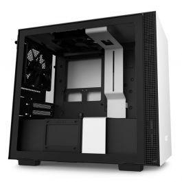 Gabinete nzxt h210i branco/preto