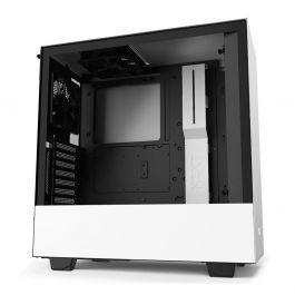 Gabinete nzxt h510i branco/preto