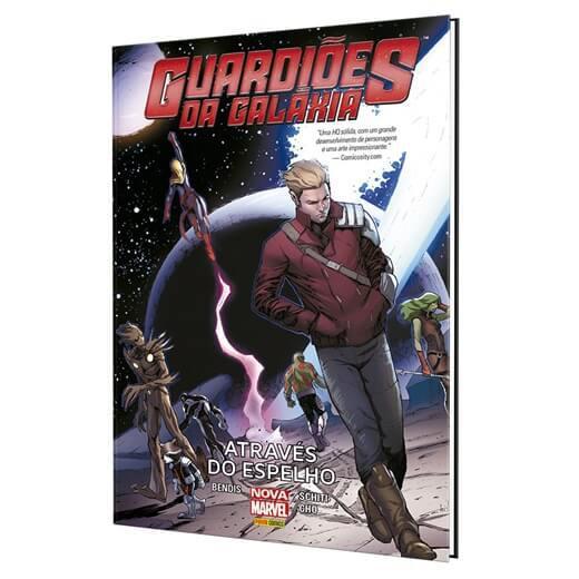 Guardiões da Galáxia: Através do Espelho   Nova Marvel