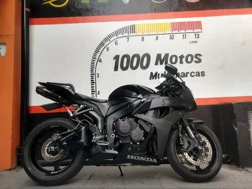 Honda cbr 600 rr 2008 otimo estado aceito moto